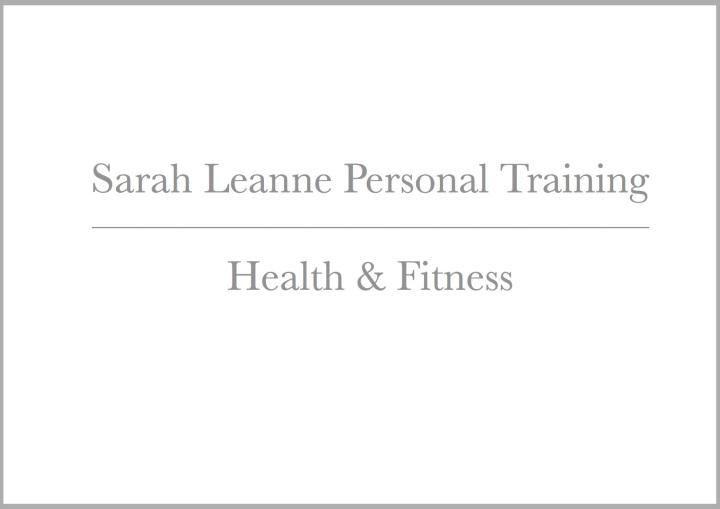 Sarah Leanne PersonalTraining