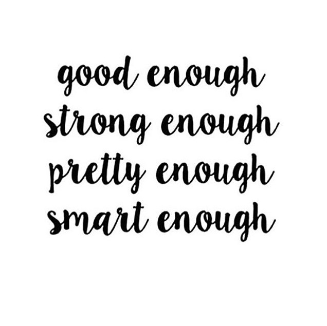 I'm Not Good Enough | SelfCompetence