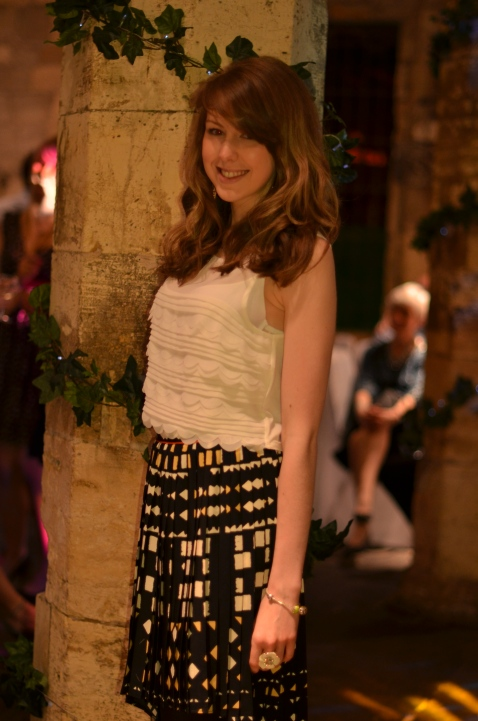 2012 - When I was told I didn't look Anorexic