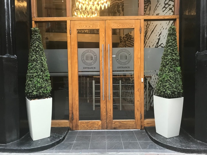 The Townhouse Review || Portland Street,Manchester