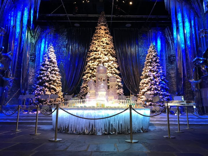 Hogwarts in the Snow|| Harry Potter Studios Tour Review