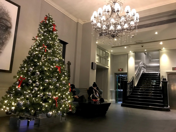 Radisson Blu Warren Street || London HotelReview