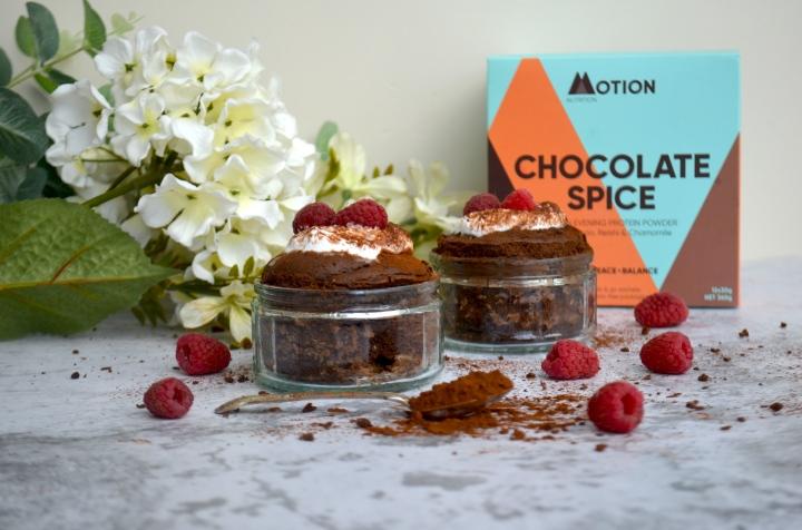 Gluten-Free & Vegan ChocolateMugcake